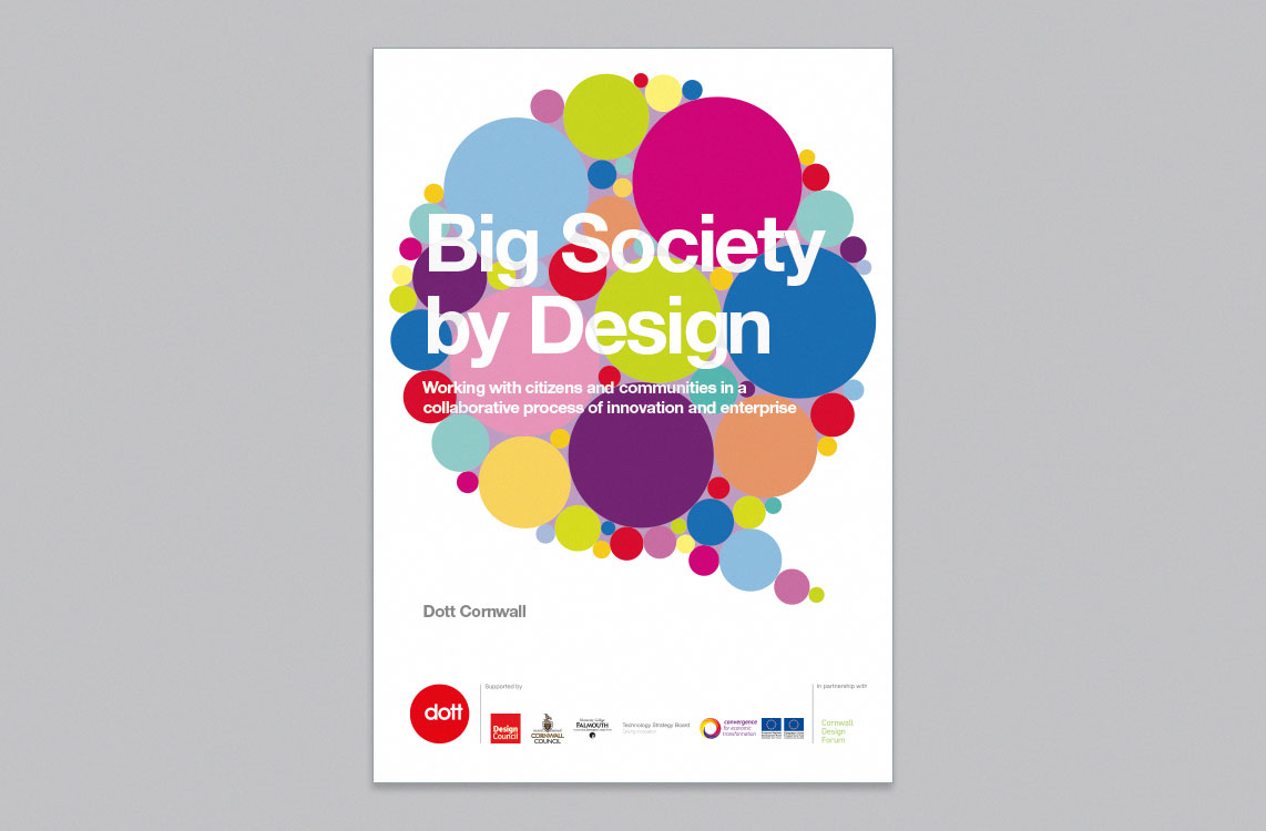 Big Society by Design - cover